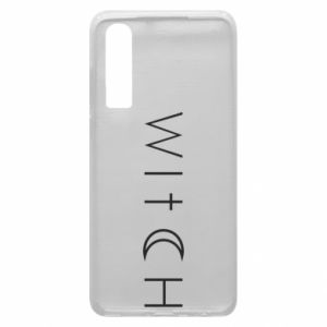 Etui na Huawei P30 Witch