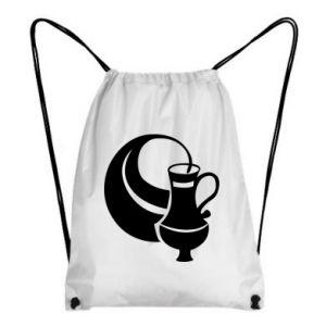 Backpack-bag Aquarius - PrintSalon