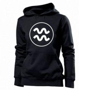 Women's hoodies Aquarius