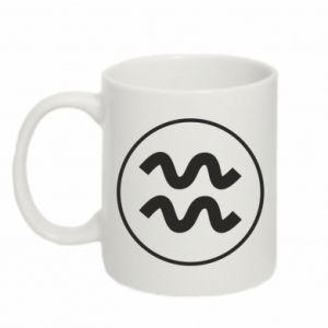 Mug 330ml Aquarius
