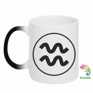 Magic mugs Aquarius