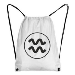 Backpack-bag Aquarius