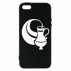 Phone case for iPhone 5/5S/SE Aquarius - PrintSalon