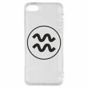 iPhone 5/5S/SE Case Aquarius