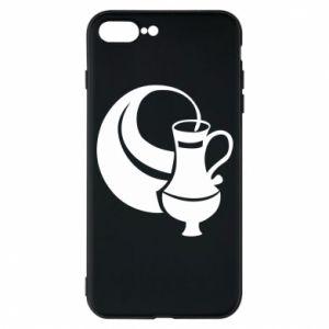 Phone case for iPhone 7 Plus Aquarius - PrintSalon