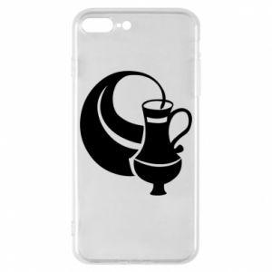Phone case for iPhone 8 Plus Aquarius - PrintSalon