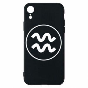 iPhone XR Case Aquarius