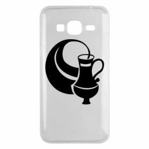 Phone case for Samsung J3 2016 Aquarius - PrintSalon
