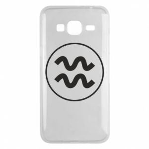 Samsung J3 2016 Case Aquarius