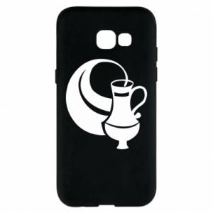 Phone case for Samsung A5 2017 Aquarius - PrintSalon