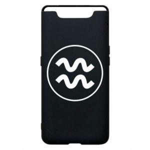 Samsung A80 Case Aquarius