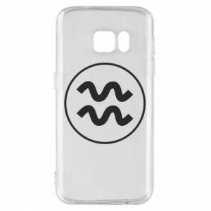 Samsung S7 Case Aquarius