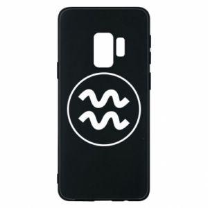 Samsung S9 Case Aquarius