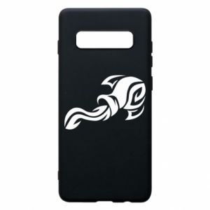 Samsung S10+ Case Aquarius