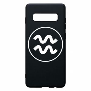 Samsung S10+ Case Aquarius