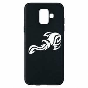 Samsung A6 2018 Case Aquarius