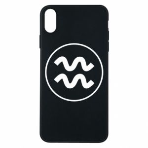 Etui na iPhone Xs Max Wodnik