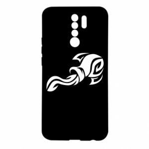 Xiaomi Redmi 9 Case Aquarius