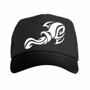 Trucker hat Aquarius