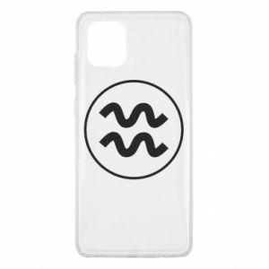 Samsung Note 10 Lite Case Aquarius