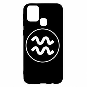 Samsung M31 Case Aquarius