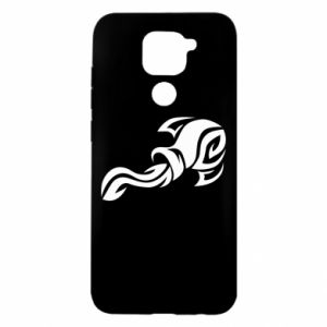 Xiaomi Redmi Note 9 / Redmi 10X case % print% Aquarius
