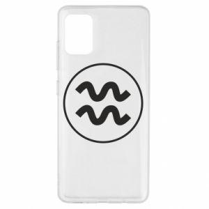 Samsung A51 Case Aquarius