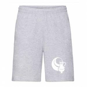 Men's shorts Aquarius - PrintSalon