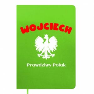 Notepad Wojciech is a real Pole
