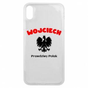 Phone case for Samsung J3 2017 Wojciech is a real Pole - PrintSalon