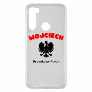 Phone case for Samsung A20 Wojciech is a real Pole - PrintSalon