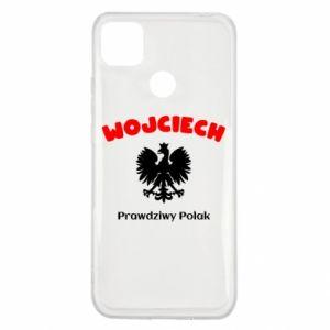 Phone case for Samsung A30 Wojciech is a real Pole - PrintSalon