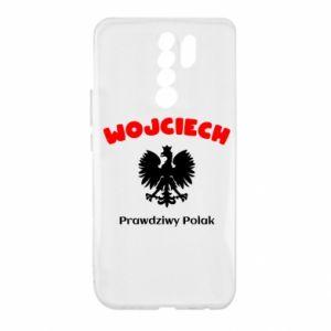 Phone case for Samsung A60 Wojciech is a real Pole - PrintSalon
