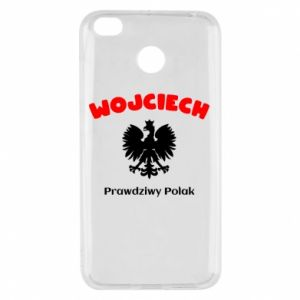Phone case for Samsung A70 Wojciech is a real Pole - PrintSalon