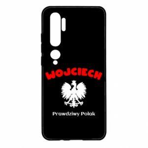 Phone case for Samsung A80 Wojciech is a real Pole - PrintSalon