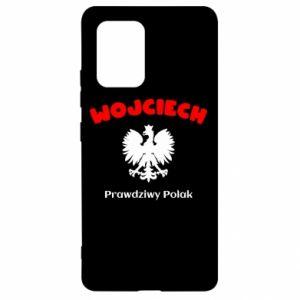 Phone case for Samsung S10 Wojciech is a real Pole - PrintSalon