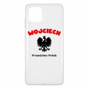 Phone case for Samsung S10+ Wojciech is a real Pole - PrintSalon