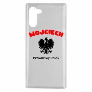 Phone case for Huawei Y5 2018 Wojciech is a real Pole - PrintSalon