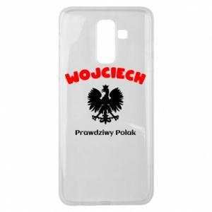 Phone case for Huawei Y7 Prime 2018 Wojciech is a real Pole - PrintSalon