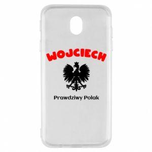 Phone case for Huawei Mate 10 Lite Wojciech is a real Pole - PrintSalon