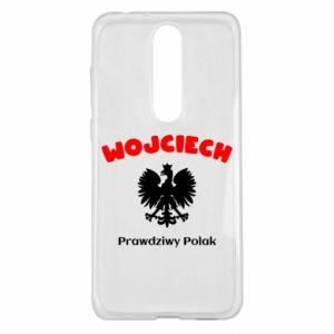 Phone case for Huawei P20 Lite Wojciech is a real Pole - PrintSalon
