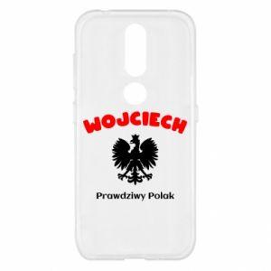 Phone case for Huawei P30 Wojciech is a real Pole - PrintSalon