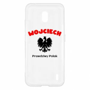 Phone case for Xiaomi Mi A2 Wojciech is a real Pole - PrintSalon