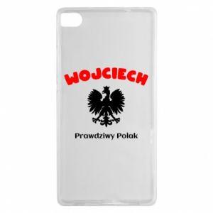 Phone case for Mi A2 Lite Wojciech is a real Pole - PrintSalon