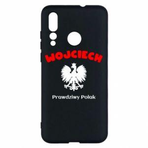 Phone case for Xiaomi Mi8 Lite Wojciech is a real Pole - PrintSalon