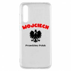 Phone case for Xiaomi Redmi 6 Wojciech is a real Pole - PrintSalon