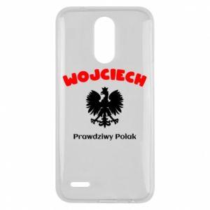 Phone case for Xiaomi Redmi 7 Wojciech is a real Pole - PrintSalon