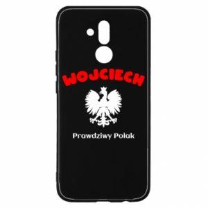 Phone case for Samsung A6 2018 Wojciech is a real Pole - PrintSalon