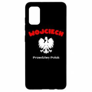 Phone case for Samsung A7 2018 Wojciech is a real Pole - PrintSalon