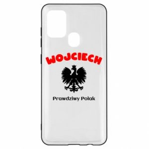 Phone case for Samsung A9 2018 Wojciech is a real Pole - PrintSalon